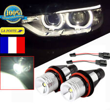 2x LED Angel Eyes pour BMW X3 X5 E39 E53 E60 E61 E63 E64 E65 E66 E87 E83 Serie 5