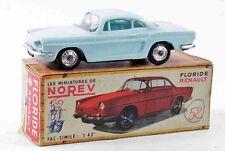 1/43 ème  NOREV originale RENAULT FLORIDE / jouet ancien