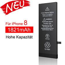 Akku für Original Apple iPhone 8 Handy Accu Li-ion Batterie 1821 mAh NEU