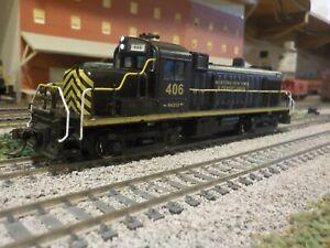 Atlas/Kato WNY&P #406 RS3 Western New York & Pennsylvania Ex D&H Bicentennial