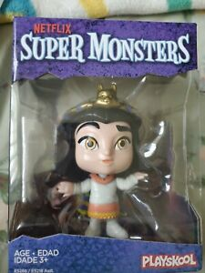 Netflix Super Monsters Cleo Graves Collectible Figure