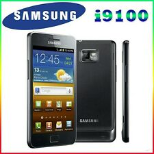 Samsung Galaxy S II GT-I9100 - 16GB - Noble Black (Unlocked) Smartphone.