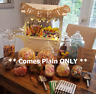 Y34 Wedding Day XL SWEET CANDY CART Trolley Holder Place Table Display Stand A