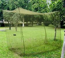 Mosquito Netting, Portable Military Green Tactical Mosquito Net for Camping