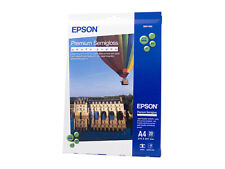 EPSON C13S041332 A4 Premium Semi-Gloss Photo Paper