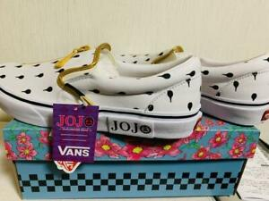 JoJo × VANS Limited Bruno Bucciarati Shoes US 8.5 Gonden Wind