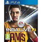 Jeu Nba Live 14 2014 PS4 Sur Console Playstation 4
