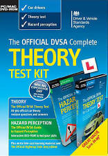 The Official DVSA Complete Theory Test Kit: 2016 by Driver and Vehicle Standards Agency (DVSA) (Mixed media product, 2015)