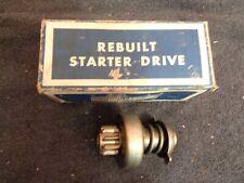 Ford-Lincoln-Mercury Rebuilt Starter Drive Bendix M-489 656-1057 SDN3A SD239 SD1