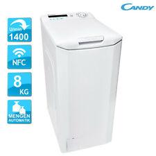 Toplader Waschmaschine Candy CSTG 482DVE/1-S 8 kg 1400 U/min