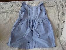 robe Petit Junior  4 ans bleu