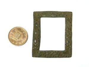 18-19thC Buckle with Patterned Border Metal Detector Find Ex Martins Lot #CM502
