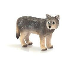 MOJO Wolf Cub Animal Figure 387244 NEW Educational Learning Toys