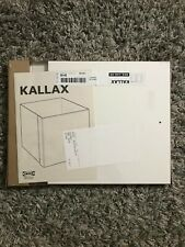 Ikea Kallax Insert Cabinet hi gloss White - Fit Expedit Models