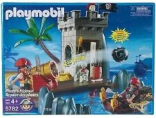PLAYMOBIL 5782 Pirate's Hideout Castle Cannon Set * NEW * SEALED *