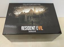 Resident Evil 7 Biohazard Collector's Edition NO GAME Brand New European Version