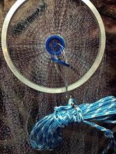 Nr.5, Fischnetz,Neues Profi Wurfnetz Model,Cast Net,Angelnetz 3,05m Durchmesser
