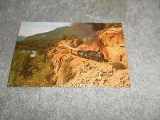 VINTAGE - POST CARD ( D ) D. & R. G. NARROW GUAGE - RR DURANGO TO SILVERTON CO.