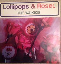 THE WAIKIKIS - Lollipops & Roses 1965 - Vinyl LP PYE International
