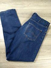 Patagonia Men's Regular Stretch Dark Wash Denim Jeans Pants Size 31x32