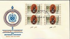 SAMOA - ILLUSTRATED FIRST DAY COVER - 1968 - W 348