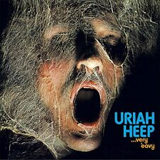 Very 'Eavy...Very 'Umble [LP] by Uriah Heep (Vinyl, Dec-2003, Earmark)