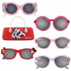 Minnie Mickey Mouse Niños Gafas de Sol Protección UV Para Vacaciones Elegir