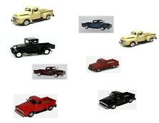 Ford F-1, F-100 / GMC Pick Up - 1:43 - Collection 711, Yat Ming, Lucky Die Cast
