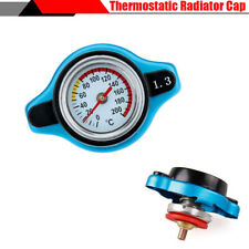 Small Head 1.3 Bar Car Thermostatic Radiator Cap Aluminum Alloy Easy To Install