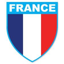 France Insigne-drapeau Cool AUTOCOLLANTE STICKERS VOITURE VAN CAMION