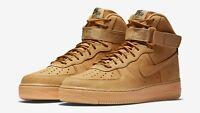 Nike Air Force 1 High '07 LV8 Wb Wheat Flax Gum Brown Outdoor Green 882096-200