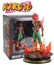 Naruto Might Guy Statue Resin Figure Figura Statue 1/7 scale 30 cm In Box