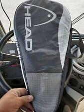 Head Liquidmetal Megablast 170 Racquetball Racquet 3 5/8 Grip Black Sliver Red