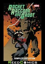 ROCKET RACCOON AND GROOT COMPLETE COLLECTION GRAPHIC NOVEL (264 Pages) Paperback