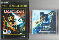 Legacy of Kain Defiance + SOUL REAVER 2 LEGACY OF KAIN Collection Jeux PC