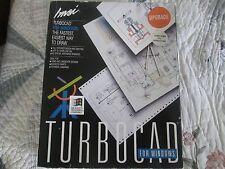 TurboCAD for windows 3 1/2 inch disks  Vintage software