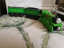 Flying Scotsman Thomas & Friends Wooden Railway Train / Learning Curve brio