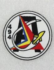 USAF Air Force Patch: 494th Tactical Fighter Squadron A Flight (modern)
