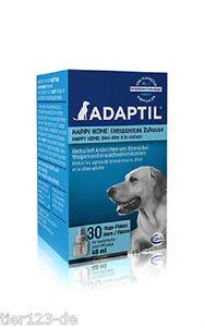 ADAPTIL 30 Tage Nachfüller 48ml Refill, Angst, Geräusche, Stress (37,29€/100ml)