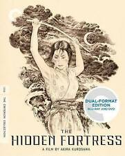 The Hidden Fortress (Blu-ray/DVD, 2014, 2-Disc Set, Criterion Collection)