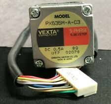 Vexta 5 Phase Stepping Motor Px535m A C3 Dc 05a 036step