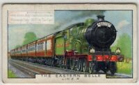 Eastern Belle - London and North Eastern Railway 80+ Y/O Trade Ad Card