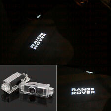 2x LED Logo Door Courtesy Light Ghost Shadow Laser Projector For Range Rover