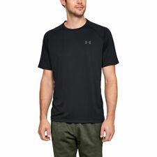 Under Armour Mens 2021 UA Tech 2.0 SS Crew Heatgear Wicking T-Shirt