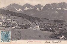 AUSTRIA - Kitzbuhel - Kitzbuhel (Giselabahn)