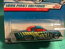 HOT WHEELS AT-A-TUDE FIRST EDITIONS #34 OF 40 FREE SHIP