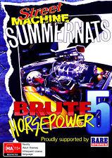 OFFICIAL Street Machine SUMMERNATS 4 DVD! V8s Burnouts