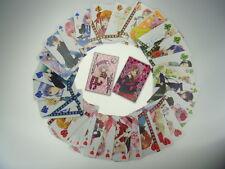 Japanese Shugo Chara PEACH-PIT NAKAYOSI 2008 Playing Cards Poker Official Promo
