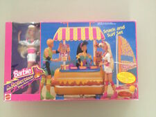 BARBIE ROLLER BLADE + PLAYSET NRFB 1993