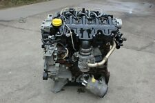 RENAULT MASTER VAUXHALL MOVANO 2.5 DCI 03-07 G9U A 754 ENGINE WITH INJECTORS
